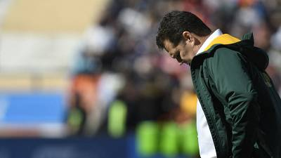 Rugby: Springboks cancel training after three positive Covid-19 tests