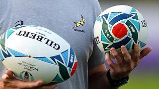Les Springboks s'entraînent après trois cas de Covid-19