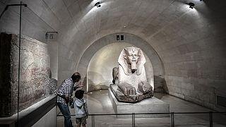 Musée du Louvre : le département des Antiquités égyptiennes fait peau neuve