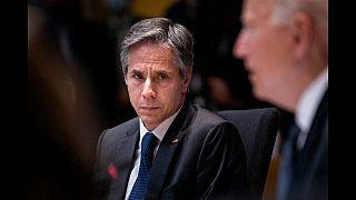 Antony Blinken, secrétaire d'Etat américain