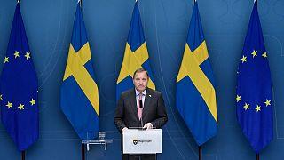 نخستوزیر سوئد استعفا کرد