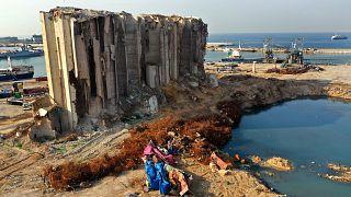 بيروت - انفجار المرفأ