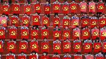 China launches propaganda blitz for Communist Party centenary