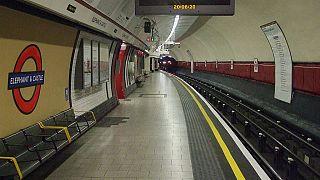 Elephant and Castle, U-Bahn Station in London