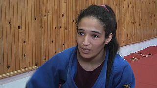 Le rêve olympique d'une judokate marocaine