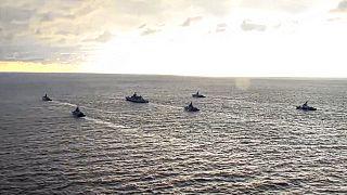 """""""Sea breeze 2021"""" : exercices militaires d'ampleur en mer Noire"""