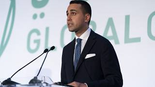 وزير الخارجية الإيطالي لويجي دي مايو