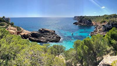 The tax fund is being used to protect stunning landscapes like this one located in Mallorca