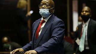 Outrage à la justice, la prison pour Jacob Zuma ?