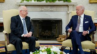 روسای جمهوری آمریکا و اسرائیل