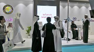 معرض الصحة العربي.