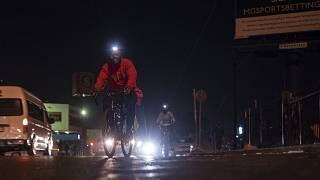 South Africa's 'biking bandits' reclaiming Soweto's streets