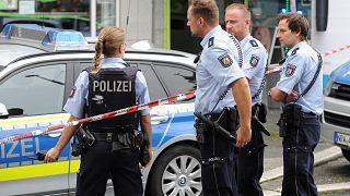 عناصر من الشرطة الألمانية - أرشيف