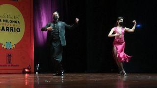 Tango festival held under special Covid-19 measures