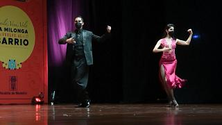 Takes one to tango: dance festival held under special Covid-19 measures