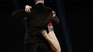 Pillanatkép a 2019-es tangóvilágbajnokságról, Buenos Airesből