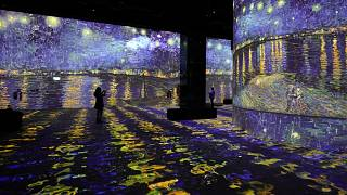 Virtual Van Gogh exhibition set to lure shoppers in Dubai