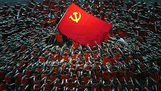Pompöse Feier zum 100-jährigen Bestehen der kommunistischen Partei Chinas, 28.06.2021