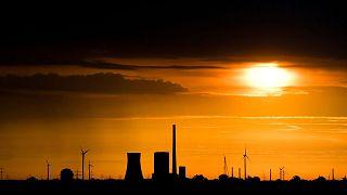 نیروگاه تولید برق در آلمان