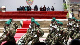 La SADC prépare le déploiement des troupes au Mozambique