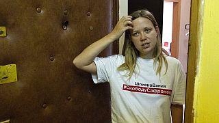 Russland: Wohnungen von Journalisten durchsucht