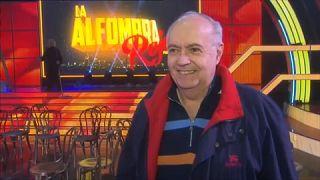 Captura de imagen de una entrevista a José Luis Moreno.