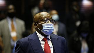 15 months behind bars for South African ex-president Jacob Zuma