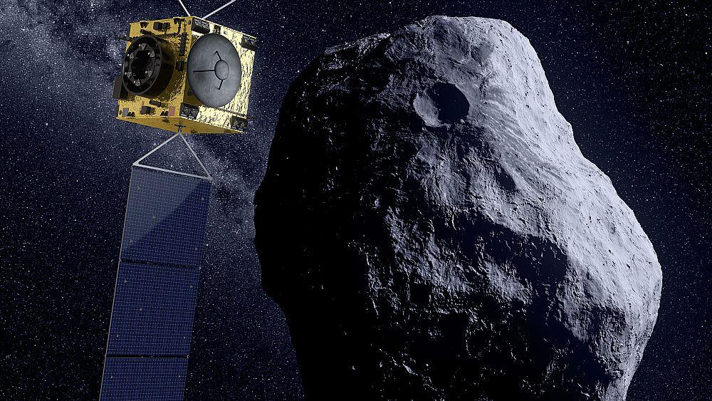 NASA dan ESA akan menguji asteroid yang menyenggol dari jalur tabrakan dengan Bumi