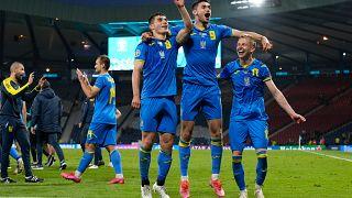 Евро-2020: восьмёрка сильнейших