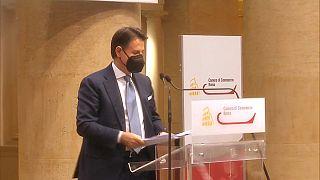 Giuseppe Conte - conferenza stampa 28/6/2021