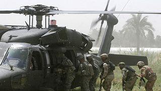 ارتش آمریکا در عراق