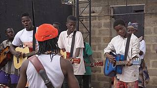 Togo: Musical empowerment for street kids