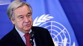 دبیر کل سازمان ملل متحد