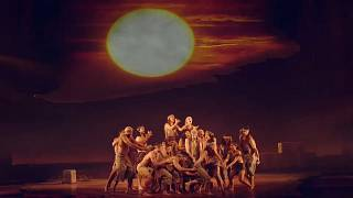 'The Prince of Egypt' musical back on stage in London after lockdown!