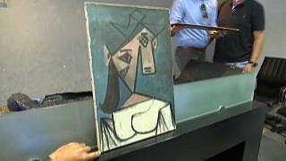 El cuadro 'Cabeza de mujer'