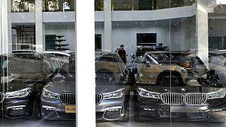 نمایشگاه فروش خودرو در تهران