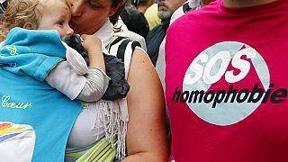 Egyenlő jogokért küzdenek