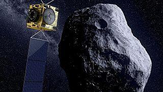 Die Hera-Mission der ESA wird überwachen, wie weit es NASAs DART geschafft hat, einen Asteroiden zu bewegen