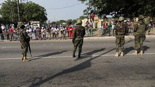 Two protesters shot dead in Ghana