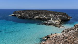 Lampedusa has long been the destination of choice for migrant smuggling operations leaving Libya.