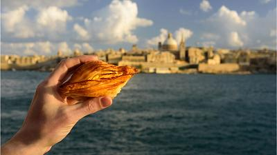 What is the Maltese pastizzi - and why is it so good?
