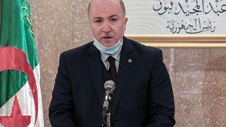 رئيس الوزراء الجزائري الجديد أيمن بن عبد الرحمان