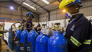 Uganda navigates oxygen shortage crisis amid pandemic third wave