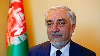 عبدالله عبدالله، رئیس شورای عالی مصالحه ملی در افغانستان
