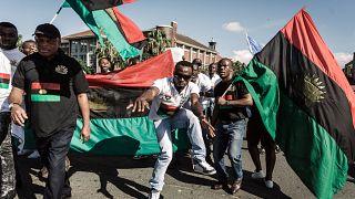 "Nigeria: pro-Biafra group IPOB demand ""fairness"" for its imprisoned leader Nnamdi Kanu"