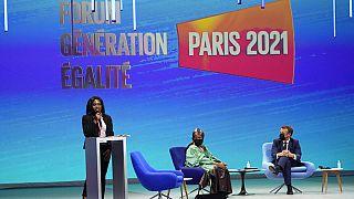 """""""Forum génération égalité"""", Paris"""