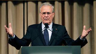Donald Rumsfeld in 2011