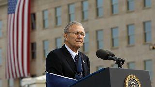 ABD'nin eski Savunma Bakanı Rumsfeld 88 yaşında hayatını kaybetti