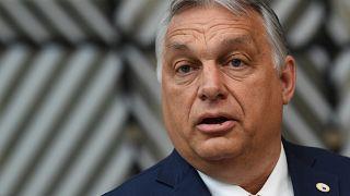 Orbán Viktor felmondta a kormányhirdetést a V4-csúcson