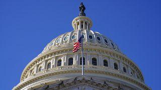 الكابيتول الأمريكي في واشنطن.